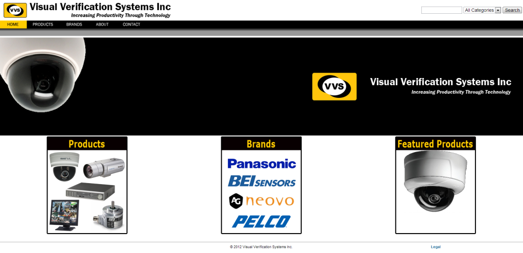 Visual Verification Systems Inc.